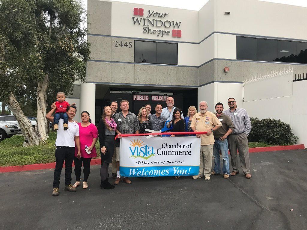 Vista, CA Chamber of Commerce Ribbon Cutting