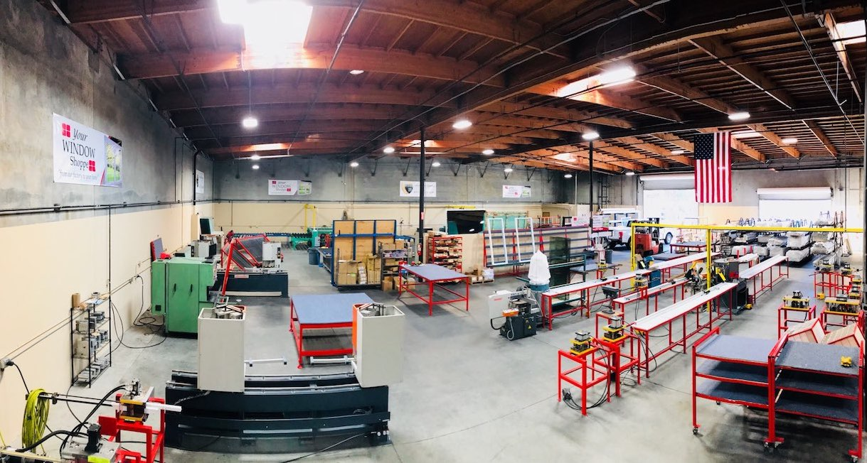 Vista Vinyl Window Factory