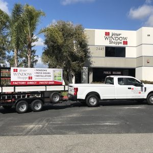 Truck and Trailer Exterior