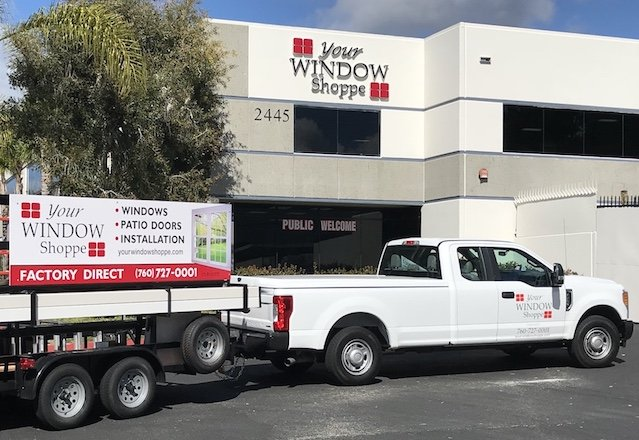 Your Window Shoppe Replacement Windows Factory