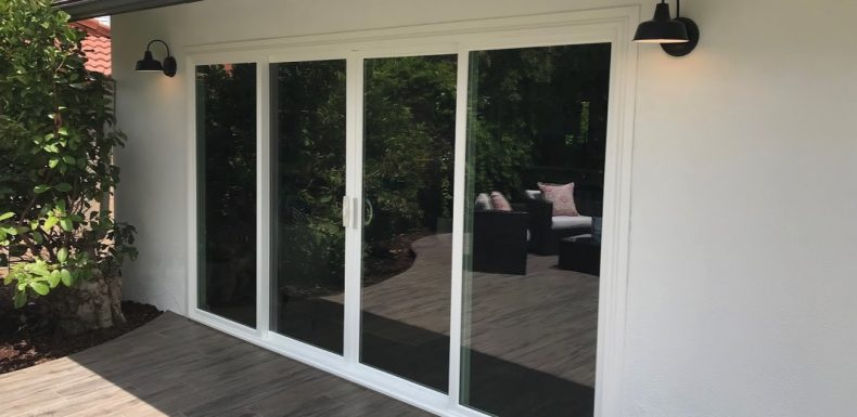 Sliding patio doors your window shoppe for Quality patio doors