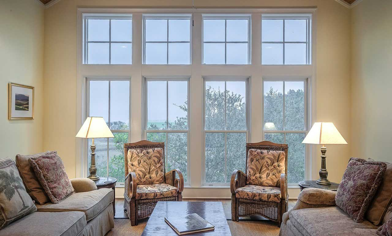 Replacement Windows With Grids